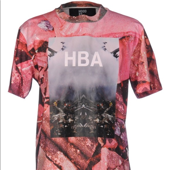 6fb3fc17ac8 Hood by Air Shirts | Nwt Hba Overcome Tshirt Mens L Xl | Poshmark